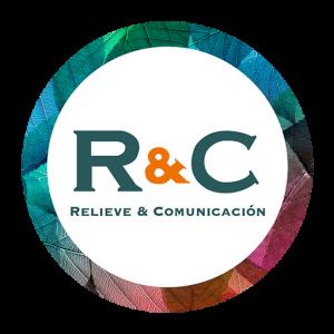 Logotipo de Relieve y Comunicación